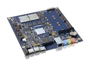 Kontron's first Mini-ITX embedded motherboard with ARM processor technology has an NVIDIA Tegra 3 processor on board